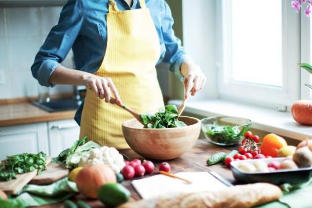 शाकाहारी आहार आहार आप वजन कम?