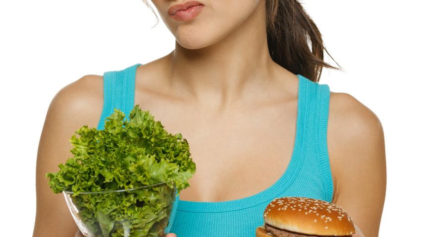 स्वस्थ आहार आहार देना नहीं है स्वचालित रूप से आप एक बेहतर स्वास्थ्य