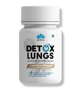 Detox Lungs - मंच, राय, समीक्षा, प्राइस इन इंडिया